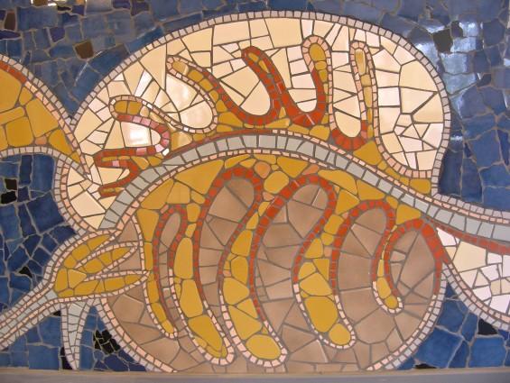 blad-mozaiek
